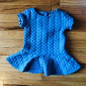Old Navy 12-18 M Quilted Heart Dress